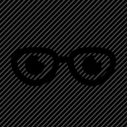 eye, eyeglasses, tourism, travel, vacation icon