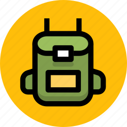backpack, tourism, travel, trip icon
