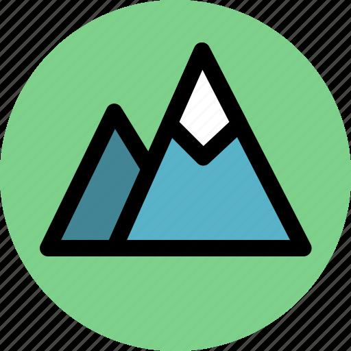 journey, mountain, mountaineering, mountains, travel, trip icon