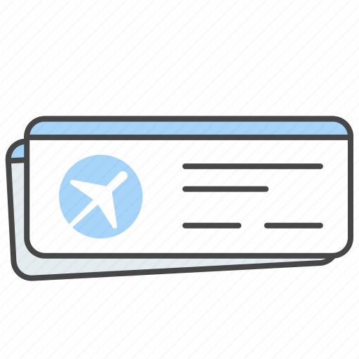 aboard, flight, fly, holiday, ticket, travel, vacation icon