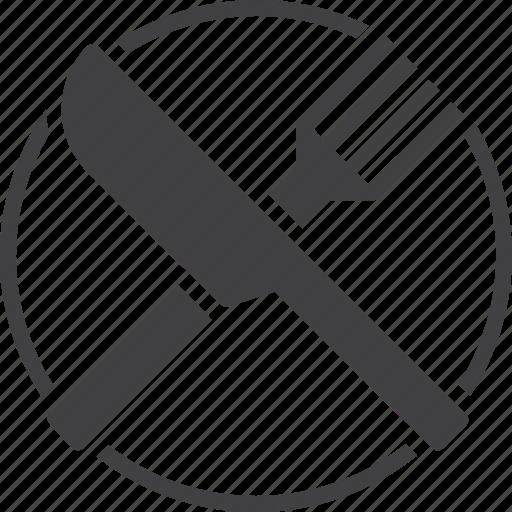 Cafe, food, fork, knife icon - Download on Iconfinder