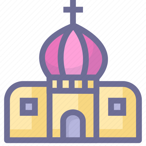 catholic, chapel, church, mosque, palace, religious, temple icon