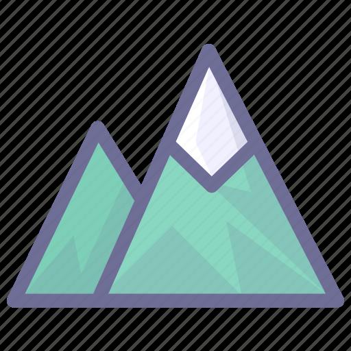 climbing, journey, mountains, tour, tourism, travel, trip icon