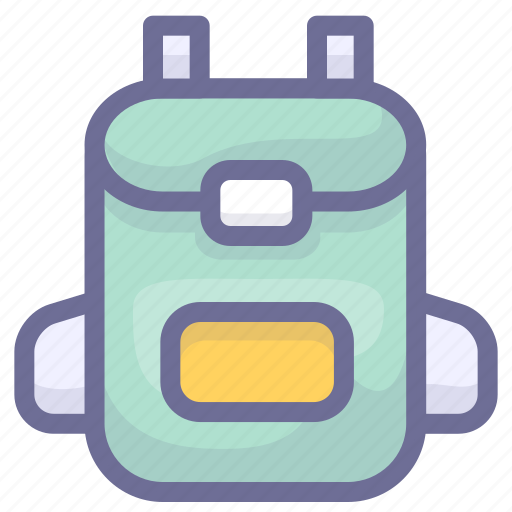 backpack, journey, tour, tourism, travel, trip icon