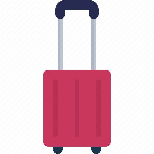 baggage, holiday, luggage, tourism, travel, vacation icon
