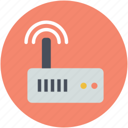 internet booster, modem, router, wifi modem, wifi router icon