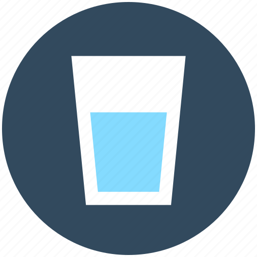 alcohol, glass, soft drink, water glass, wine glass icon