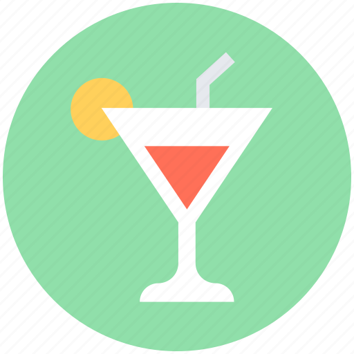 fruit drink, juice, lemonade, orange juice, orange slice icon
