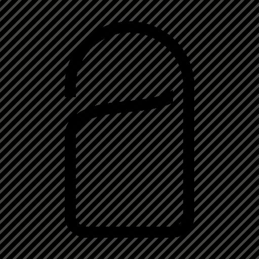 door, hanger, hotel, service icon