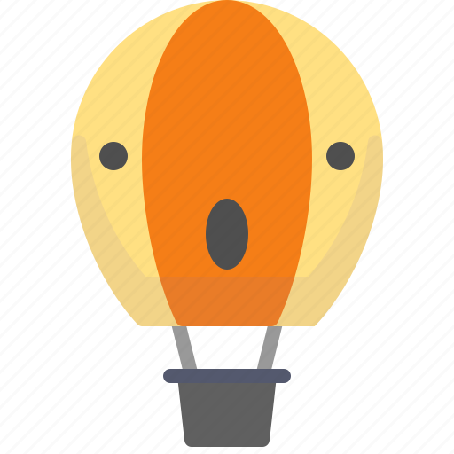 airbaloon, airplane, flight, fly icon