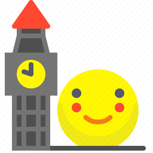 bigben, clock, england, london, time, trip, visit icon
