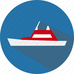 cruise, direction, ship, tourism, travel, trip, vacation icon