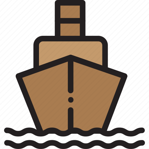 Ship, transport, travel, water icon - Download on Iconfinder
