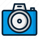 camera, photography, travel icon