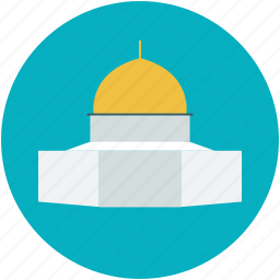 arabic building, building, islamic building, mosque, religious building icon
