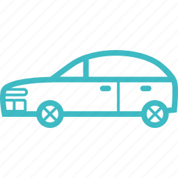 automobile, car, holiday, transportation, travel, vehicle icon
