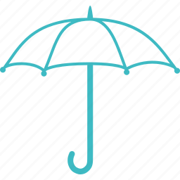 insurance, rain, safe, travel, umbrella icon