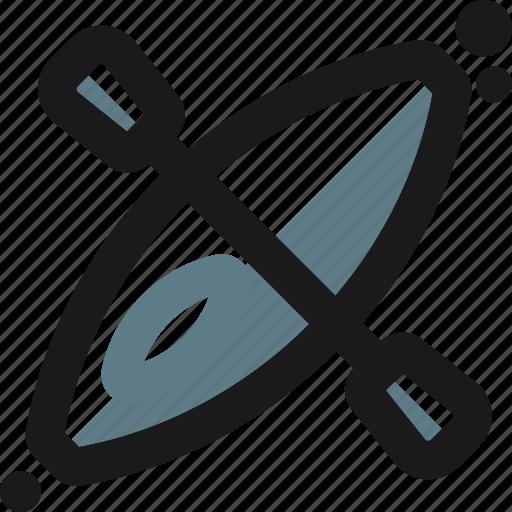 barge, boat, canoe, kayak, raft, ship, travel icon