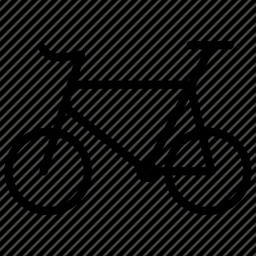 bicycle, bike, sport, transport, travel, vehicle icon