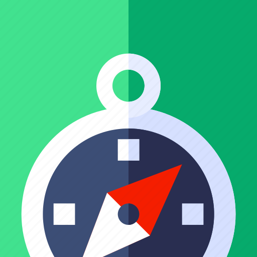 compass, tourism, travel, trip, vacation icon