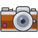 camera, holiday, photo, photography, picture, travel icon