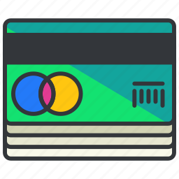 card, credit, finance, holiday, payment, travel icon