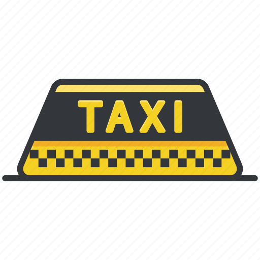 cab, holiday, taxi, transportation, travel, vehicle icon