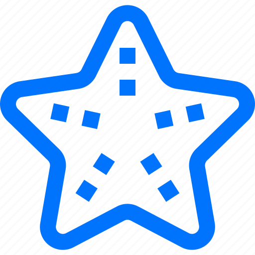 hotel, sea, star, travel icon