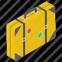attache, bag, briefcase, portfolio, suitcase icon