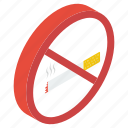 no cigarette, no smoking, quit smoking, smoking prohibited, stop smoking icon