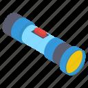 battery light, flashlight, led light, portable light, torchlight icon
