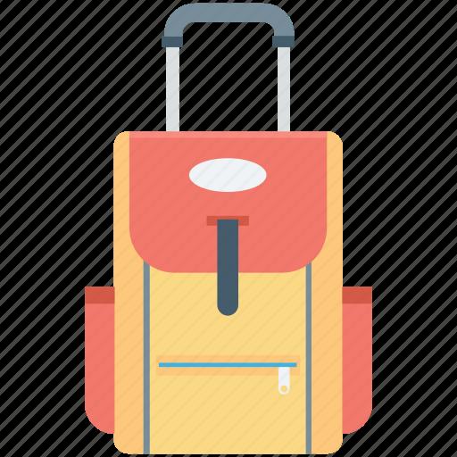 bag, baggage, luggage, luggage bag, travel bag icon