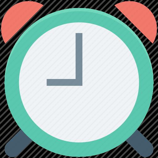 alarm clock, clock, timekeeper, timepiece, timer icon