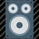 music system, woofer, speaker, loudspeakers, subwoofer