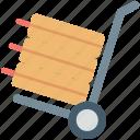 hotel trolley, luggage, luggage trolley, platform truck, trolley