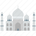 islamic building, mosque, museum, religious place, tomb building icon