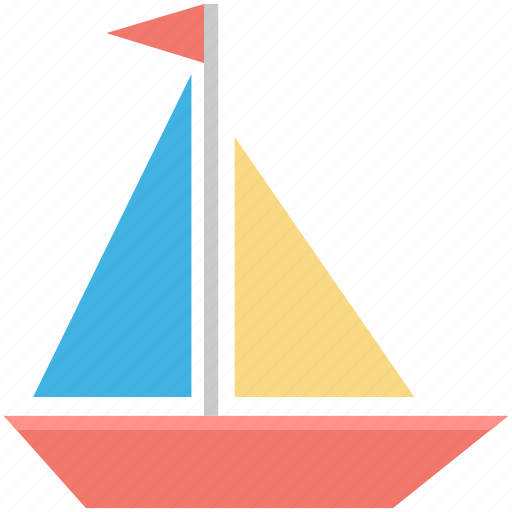 boat, sailboat, ship, vessel, yacht icon