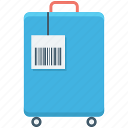 bag, briefcase, luggage, suitcase, travel bag icon