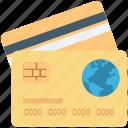 atm card, credit card, debit card, smart card, visa card
