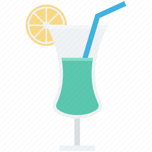 cold drink, drink, lemonade, refreshing juice, soft drink icon
