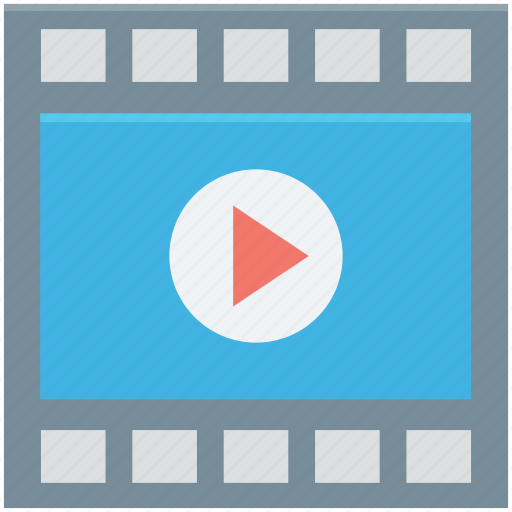 audio player, media player, multimedia, music player, video player icon