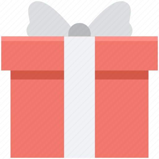 Gift, gift box, present, present box, wrapped gift icon - Download on Iconfinder