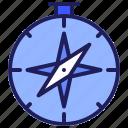 compass, holiday, tourism, tourist, travel, vacation
