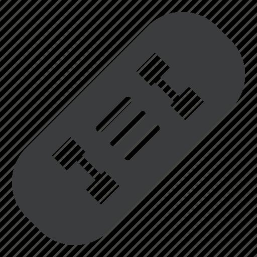 board, fun, skate, skating icon