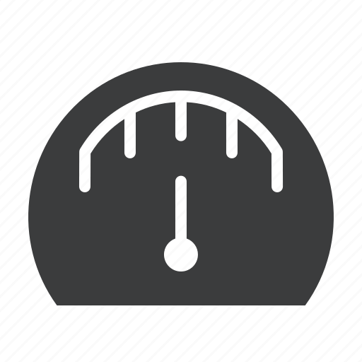 dashboard, fuel, indicator, speedometer icon