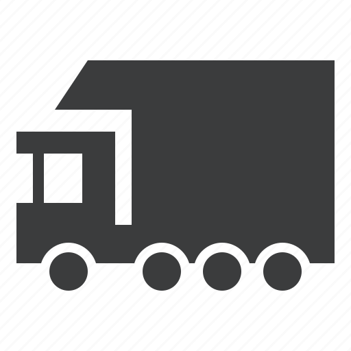cargo, carrier, goods, lorry, transport, truck, vehicle icon