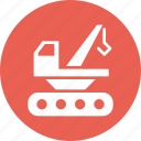 construction, crane, lift icon