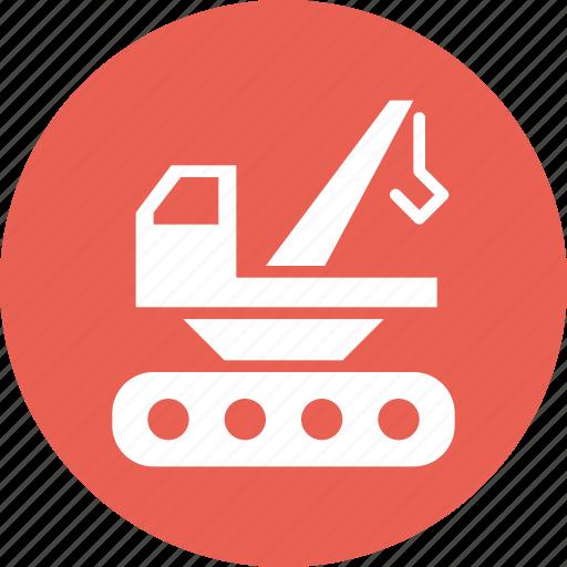 construction, crane, lift icon