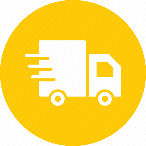 delivery, express, mail, mini, van, vehicle icon
