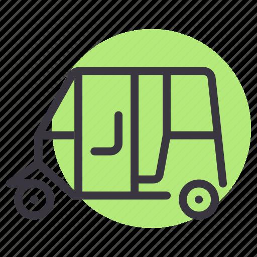 auto, automobile, rickshaw, transport, travel, vehicle icon